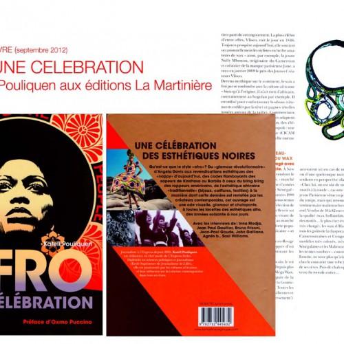 livre afro une celebration