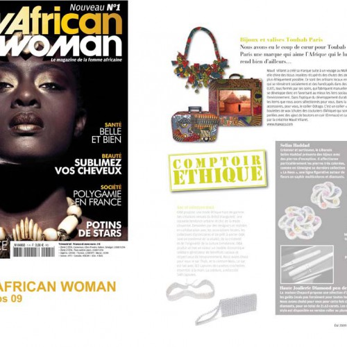 newafricanwomanavril09